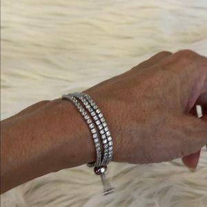 Rhinestone Diamond  Bracelet